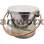 Brush Washer Metal Stainless High Quality Bronze Handle
