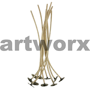 CDN 7 150mm 10pk Soy Wicks