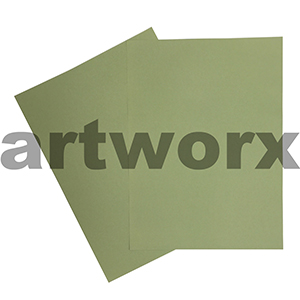 Light Green Pastel Paper 160gsm Mi-Teintes 500x650mm