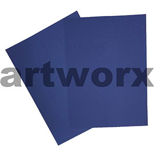 Royal Blue Pastel Paper 160gsm Mi-Teintes 500x650mm