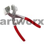 Premium Canvas Pliers with Red Handle