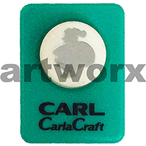Santa Carl Craft Punch
