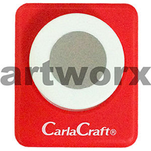 "Circle 3/4"" Carl Punch"