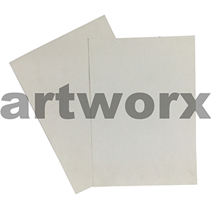 A3 130gsm per sheet White Cartridge Paper