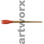 Catalyst Colour Shaper Orange B30-05 Rubber Tip Brush