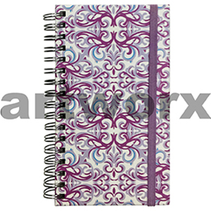 A6 Purple Chanos Collection Pocket Journal