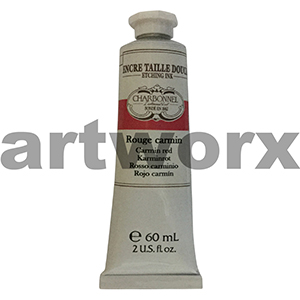 Carmin Red s5 60ml Charbonnel Printing Ink