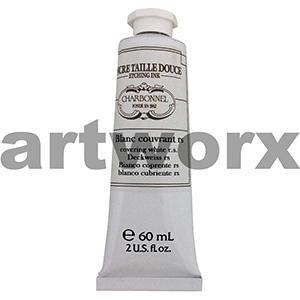 Covering White RS s2 60ml Charbonnel Printing Ink