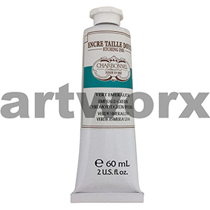 Emerald Green s4 60ml Charbonnel Printing Ink