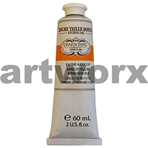 Apricot Yellow s4 60ml Charbonnel Printing Ink