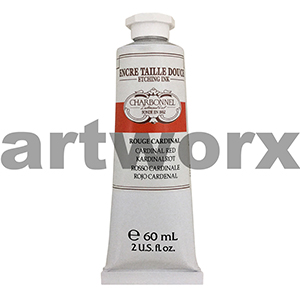 Cardinal Red s4 60ml Charbonnel Printing Ink