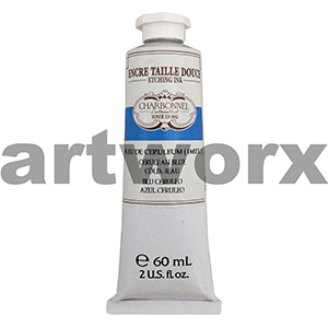 Cerulean Blue s2 60ml Charbonnel Printing Ink