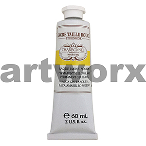 Permanent Yellow Lake s4 60ml Charbonnel Printing Ink
