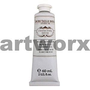 Snow White RS s2 60ml Charbonnel Printing Ink