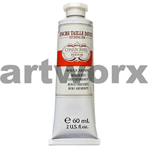 Warm Red s5 60ml Charbonnel Printing Ink