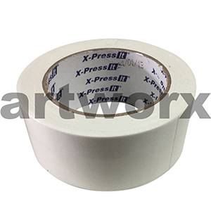White 48mmx25m Cloth Tape