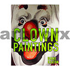 Clown Paintings Book by Diane Keaton