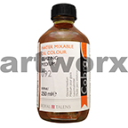 Glazing 250ml Cobra Water Mixable Oil Colour Medium