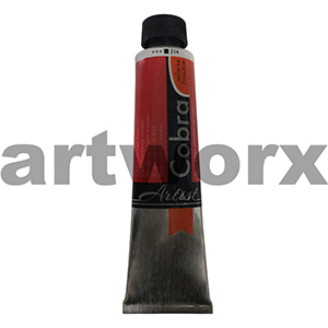 Cadmium Red Medium s4 Cobra Oil 40ml