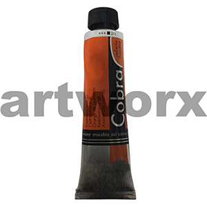 Cadmium Orange s4 Cobra Oil 40ml