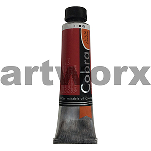Cadmium Red Deep s4 Cobra Oil 40ml