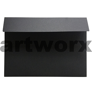 Colourful Black 130 x 180mm 20 Pack