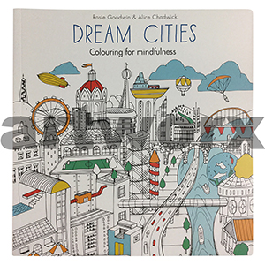 Dream Cities Colouring for Mindfulness