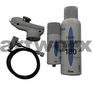 ABS 1N Copic Airbrush System Starting Set with Air Can