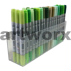 72pc Copic Plastic Storage Container