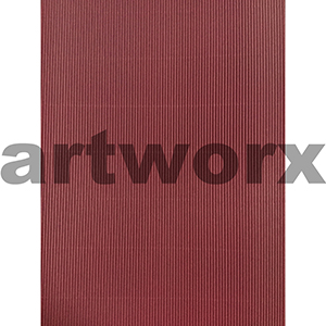 Burgundy Corrugated Card 500x700mm