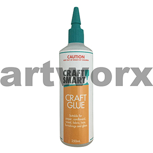 Craft Glue 250ml Craft Smart