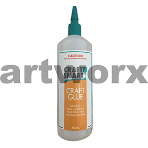 Craft Glue 500ml Craft Smart