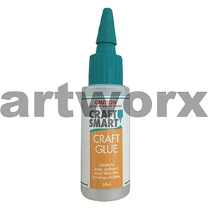 Craft Glue 60ml Craft Smart