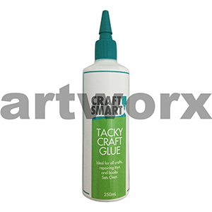 Tacky Craft Glue 250ml Craft Smart