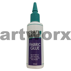 Fabric Glue 125ml Craft Smart