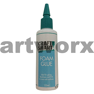 Foam Glue 125ml Craft Smart