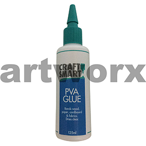PVA Glue 125ml Craft Smart