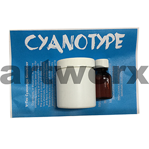 Cyanotype Sesitiser 200ml 2 Part