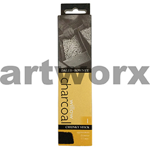 15mm 1stick Charcoal Willow