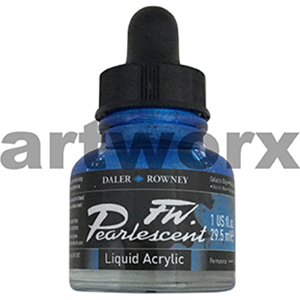 Galactic Blue 29.5ml Daler Rowney FW Ink