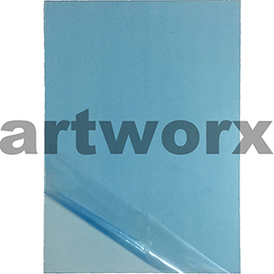 300x300mm Dry Point Delux Etching Plate