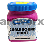 Bubblegum Pink Chalkboard Paint 250ml Derivan