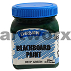 Derivan Deep Green 250ml Chalkboard Paint