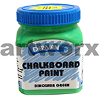 Derivan Dinosaur Green 250ml Chalkboard Paint
