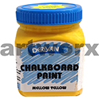Derivan Mellow Yellow 250ml Chalkboard Paint