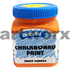 Derivan Tangy Orange 250ml Chalkboard Paint