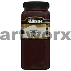 Burgundy s2 500ml Matisse Structure Acrylic Paint