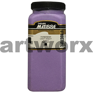Permanent Light Violet s2 500ml Matisse Structure Acrylic Paint