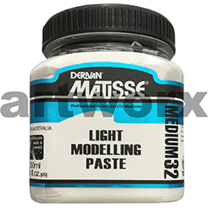 Light Modelling Paste 250ml Matisse Medium