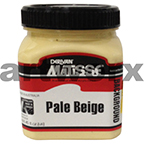 Pale Beige 250ml Background Acrylic Matisse Paint